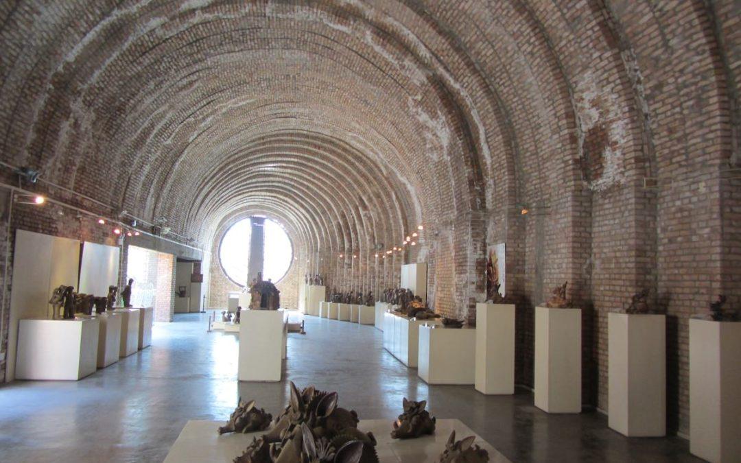 Workshop di ceramisti italiani in Cina