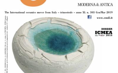 La Ceramica Moderna & Antica Gennaio – Marzo 2019