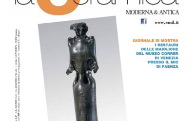La Ceramica Moderna & Antica Aprile – Giugno 2019