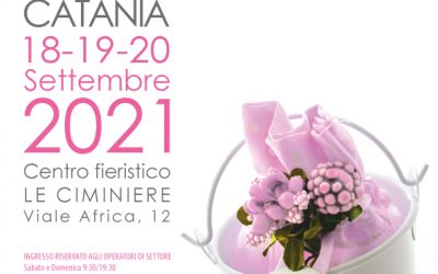 Gift Fair 2021 | 18-19-20 Settembre | Catania | Le Ciminiere